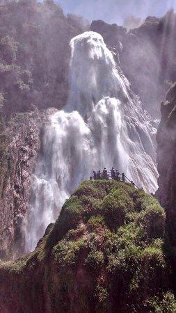 Cascada El Chiflon: Cascadas de El Chiflón, Comitán, Chiapas