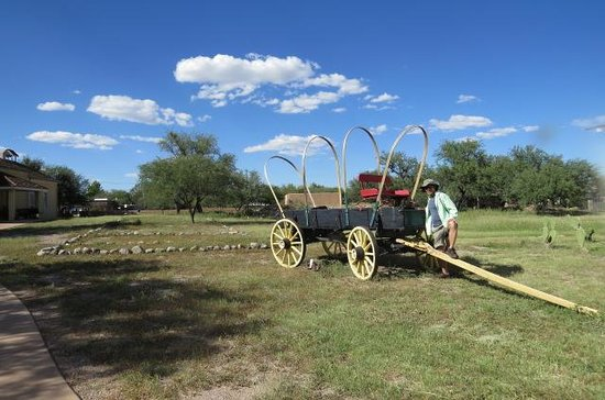 Tubac Presidio State Historic Park : a great day @ the tubac presidio historic park