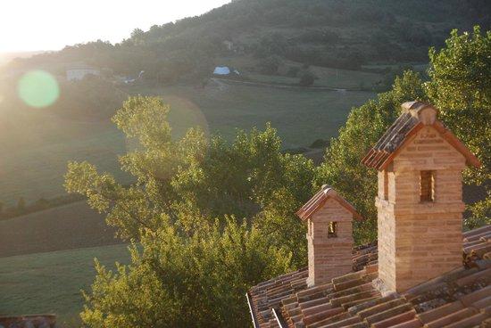 Borgo Belvederi: View From Borgo