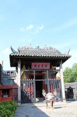 Na Tcha Temple : 大三巴哪吒廟