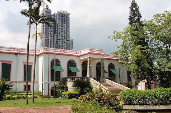 Casa Garden: 東方基金會會址