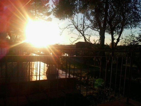 Cordial Hotel & Golf Resort Pelagone : Al tramonto