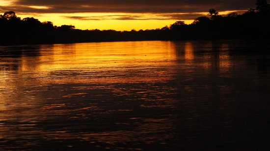Posada Amazonas : The perfect end of the day