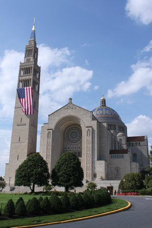 Basilica of the National Shrine of the Immaculate Conception : Basilica of the Shrine of the Immaculate Conception