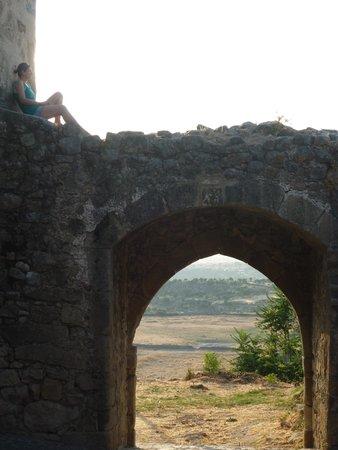 Castillo de Trujillo: Arco