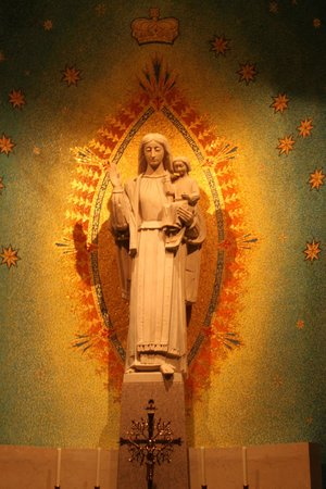 Basilica of the National Shrine of the Immaculate Conception: Chapel
