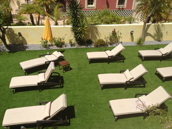 Costa D'oiro Ambiance Village: Chill zone