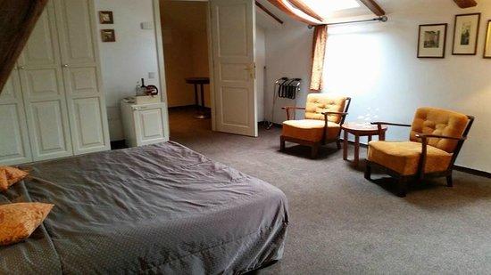 Hotel Leonardo Prague: Room on 3rd level away from the street