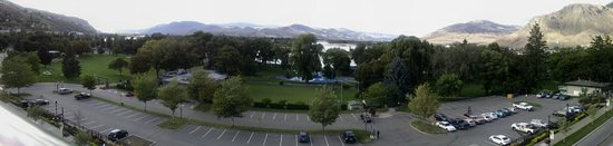 Sandman Signature Kamloops Hotel : View from our room