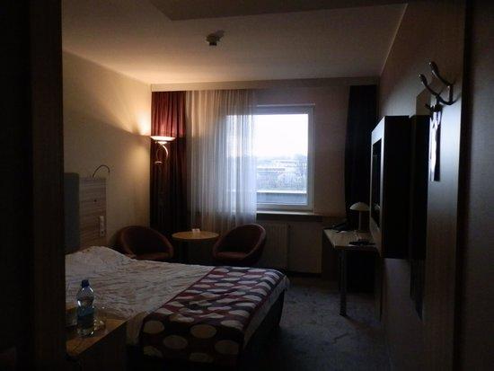 Hotel Galaxy: bedroom