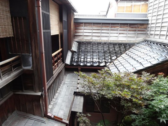 Shima: a view from the top floor
