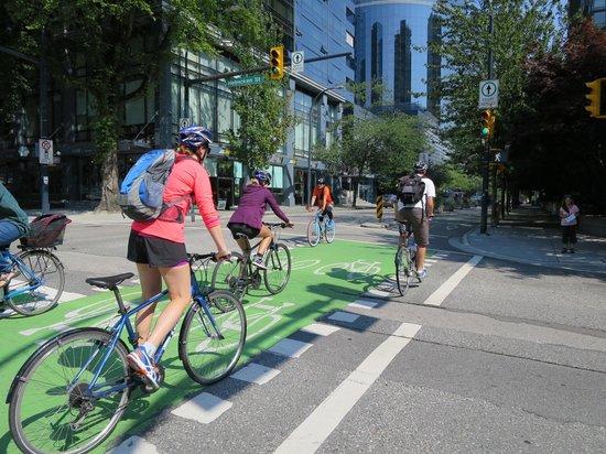 Vancouver Bike Tours