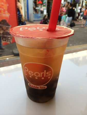 Pearls Bubble Tea
