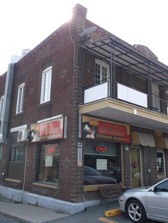 Mario Restaurant St Philipe