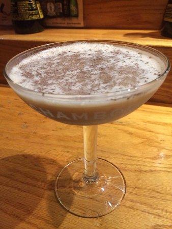 KOTO Japanese: Tarimisu martini delicious!!!!!!