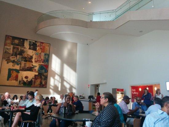 Dallas Museum of Art: jazz night, 4 Sept 2014