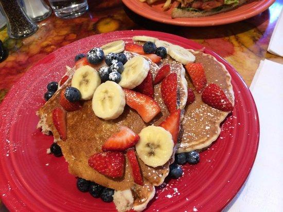 Pat's Cafe: pancake