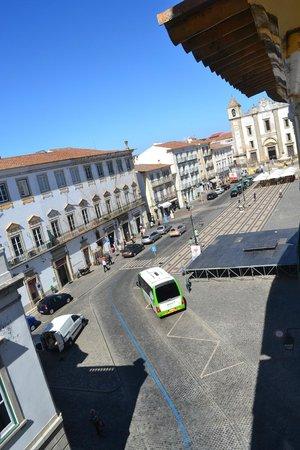 Evora Inn: bem pertinho da Praça do Giraldo
