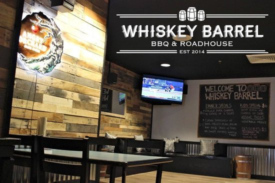 Whiskey Barrel BBQ & Roadhouse