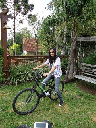 Hotel Cabanas Tio Muller: Bicicletas para passeio