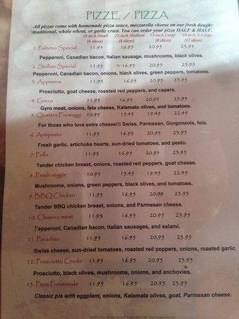 Palermo Gourmet Pizza & Pasta