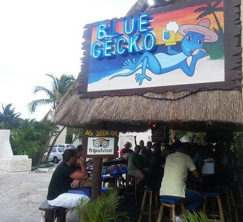 Blue Gecko Cantina: Tons of Fun!!!!!