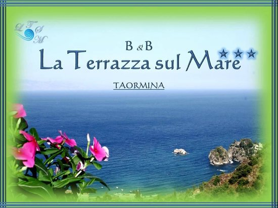 B&B L.T.s.M*** Taormina - Picture of B&B La Terrazza sul Mare ...