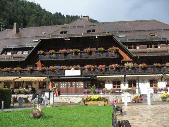 Best Western Hotel Hofgut Sternen: BW Hofgut Stemen