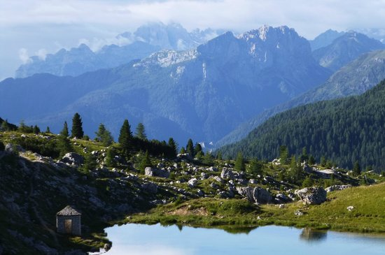 Right Path Adventures Dolomites Walking Tours: The Dolomites, Italy