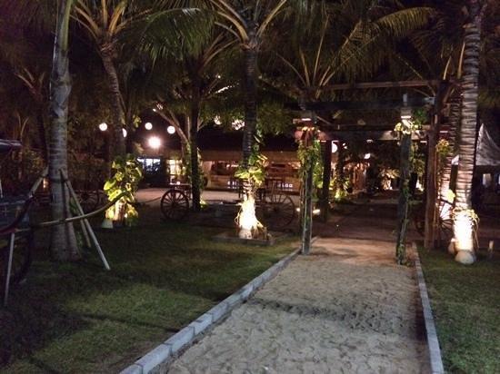 Paon Doeloe Restaurant : entrance
