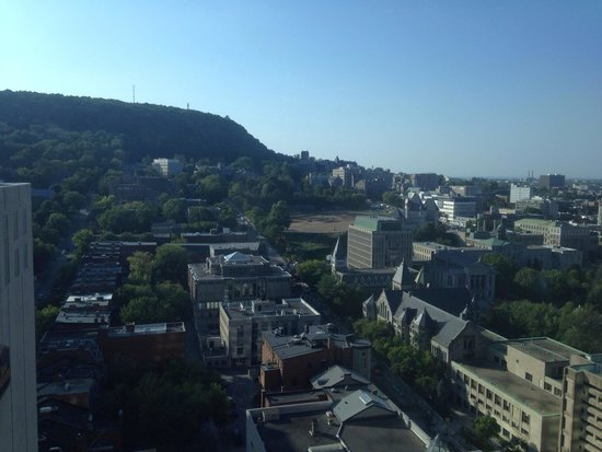 Hotel Omni Mont-Royal : 2414 view
