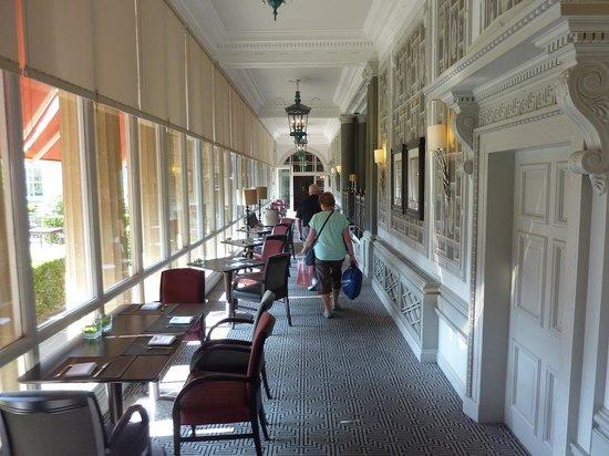 MacDonald Bath Spa Hotel: Passage