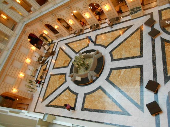 Boscolo Budapest, Autograph Collection: Lobby from 4th floor