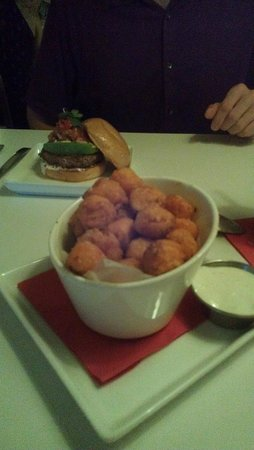 Flip Burger Boutique : Sweet Potato Tots
