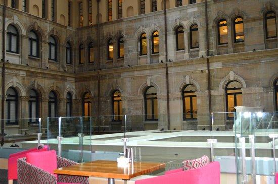 The Westin Sydney : Wonderful original architecture