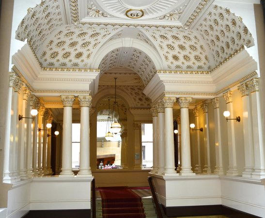 The Westin Sydney : The Old GPO at Martin Place, Grand and Beautiful