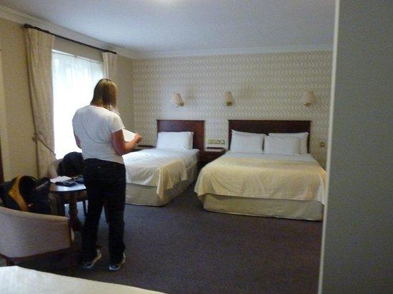 Faithlegg House Hotel & Golf Resort: Our room