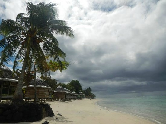 Joelan Beach Fales : The ultimate beachside accommodation