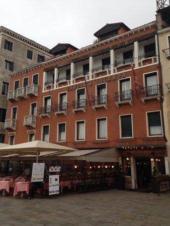 Hotel Savoia & Jolanda : O Hotel