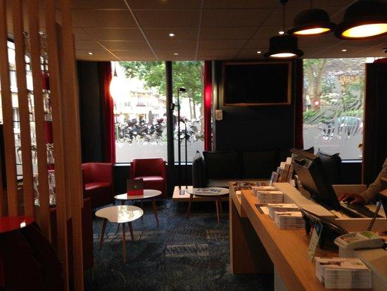 Ibis Paris Alesia Montparnasse 14eme: Recepção