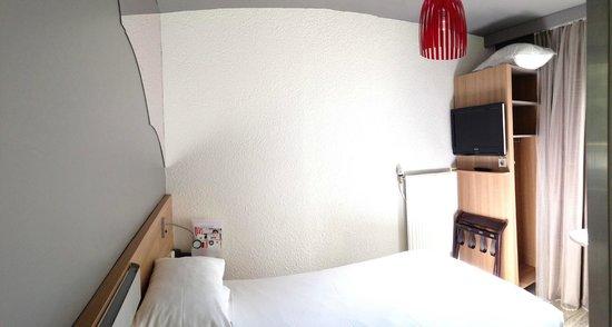 Ibis Paris Alesia Montparnasse 14eme: Apartamento single