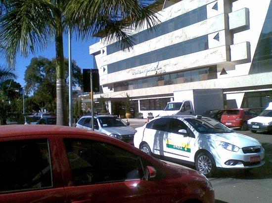 Brasilia Imperial Hotel e Eventos : UM LUGAR TRANQUILO