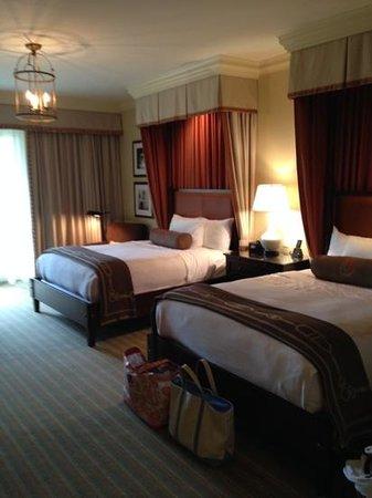 Salamander Resort & Spa: our room