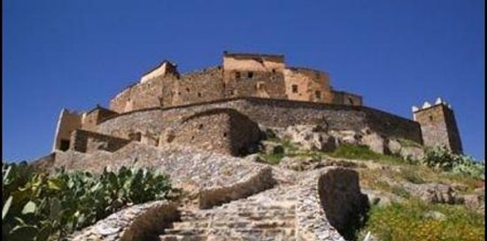 Not Ordinary Ways Tuscany Bike Tours: Tafraout   Tourism in Morocco