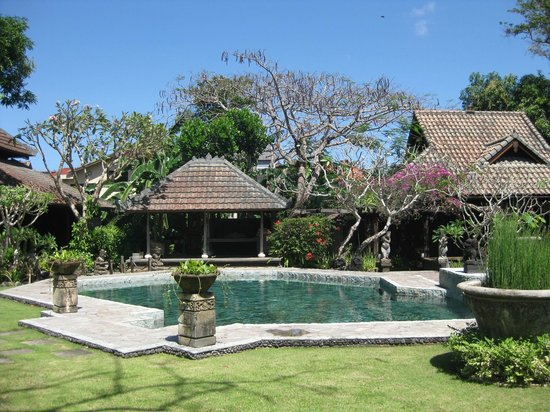 Alindra Villa: Public pool