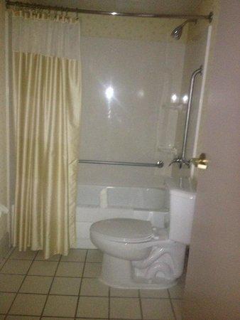 Springhill Suites Fort Lauderdale Airport: Bathroom/Shower