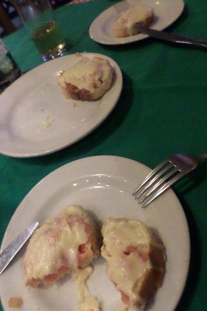 Margherita e Carbonara : bruschettas