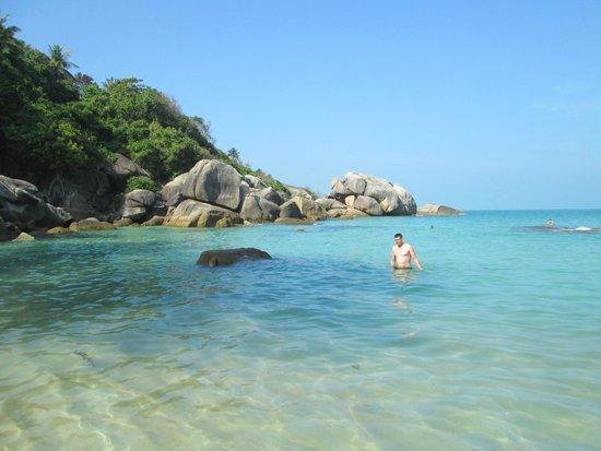 Thong Takhian Beach (Silver Beach): красивый вид