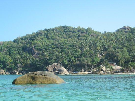 Thong Takhian Beach (Silver Beach): милое местечко,уютная бухта