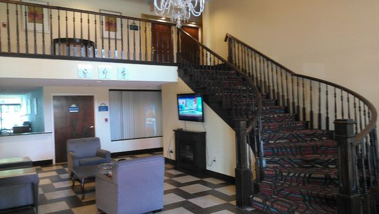 Days Inn by Wyndham College Park/Atlanta /Airport South: Lobby